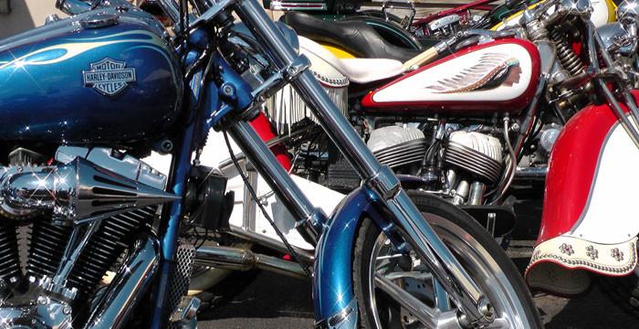 Slide 1 – Two Bikes